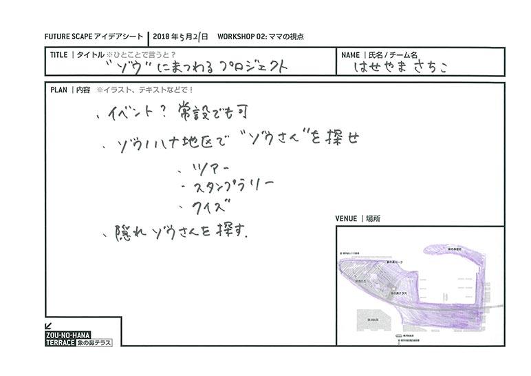 """""""ゾウ""""にまつわるプロジェクト"""